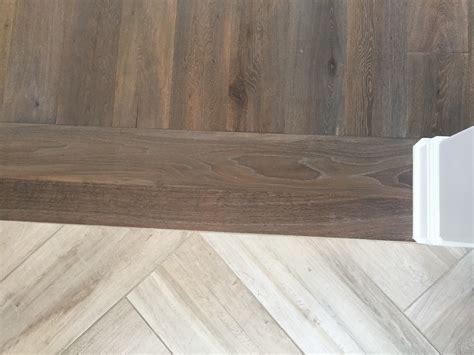 tile transition to laminate flooring laminate wood flooring transition to tile