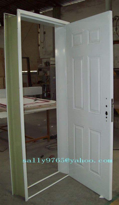 Steel Door Frames Residential by Door Frame Steel Frame Doors Residential