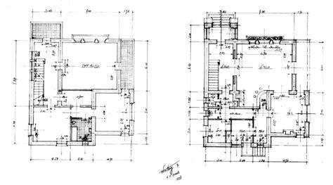 working drawing floor plan villa hayat muhammad working drawing ground floor and