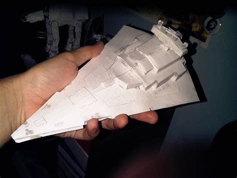 Papercraft Destroyer - destroyer by oscarmiranda90 on deviantart