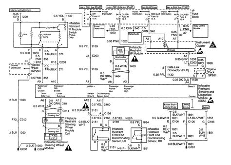 2000 chevy s10 wiring diagram how to remove sdm module on 2000 chev s10 ls where is the