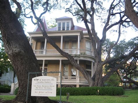 haunted house in texas texas small town adventures haunted houses in austin the pierre bremond house