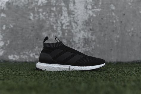 Adidas Ultra Boost Ace 16 Black Bred did you manage to get a pair of the adidas ace 16 purecontrol ultra boost black kicksonfire