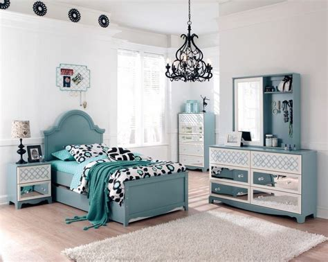 turquoise bedroom set ashley mivara tiffany turquoise blue girls kids french inspired bed bedroom set ideas for