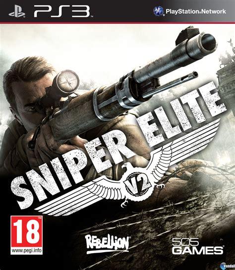 imagenes de videojuegos de guerra sniper elite v2 toda la informaci 243 n ps3 vandal