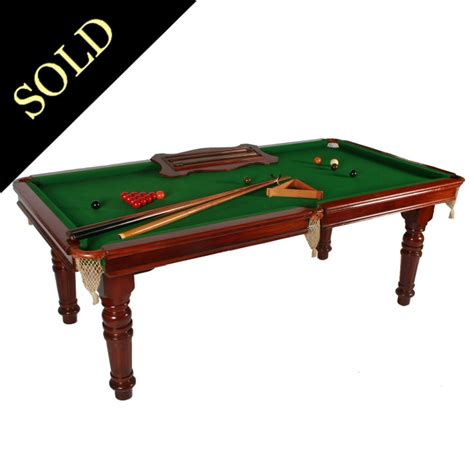 antique snooker table snooker dining table