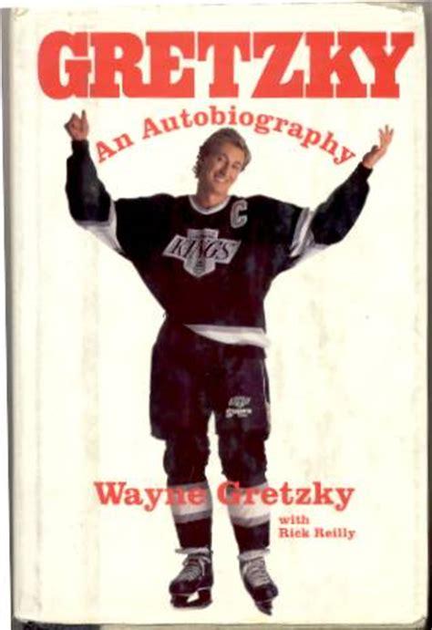 Biography Book On Wayne Gretzky | wayne gretzky biography