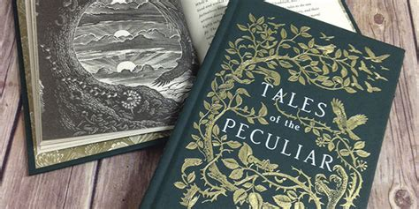 Tales Of The Peculiar 10 morbid must reads for the fall season
