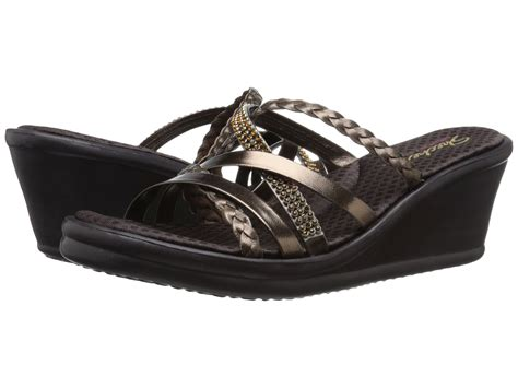 Skechers Cali Shoes Crocs Knockoffs by Skechers Cali Rumblers Child At Zappos