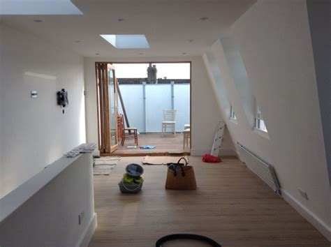 Decorating and Lighting the Loft Conversion and Remodelled