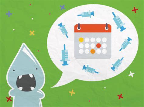 Calendario Vaccinazioni Vaccinazioni Ospedale Pediatrico Bambino Ges 249
