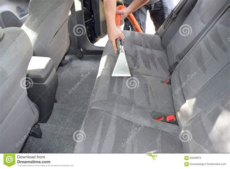 car upholstery cleaners professional auto detailing and upholstery cleaning stock