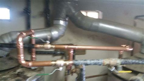 Vallejo Plumbing by Commercial Corroded Copper Water Line Arms Rooter