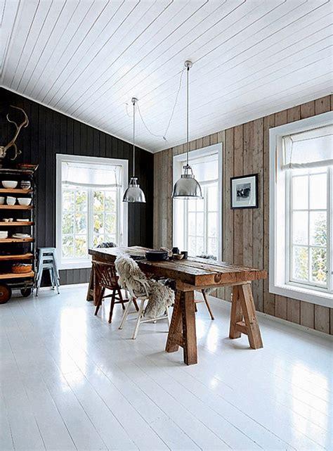 domek w g 243 rach w surowym stylu skandynawskim