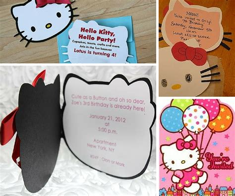 Hello Kitty Giveaways Ideas - hello kitty party ideas girls party ideas at birthday in a box
