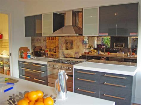 Installing Backsplash Kitchen by Mirror Kitchen Splashbacks Melbourne Antique Mirrors