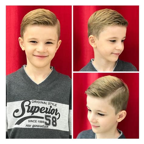books with pictures of hairstyles for children and photos best 34 gorgeous kids boys haircuts for 2018