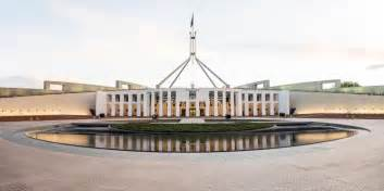 Outdoor Furniture Coverings by Australians Salute Deceased Parliament House Architect