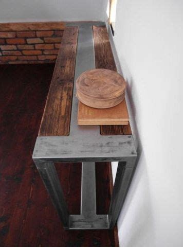 idea for wood metal mix decorations 1000 ideas about reclaimed wood tables on pinterest