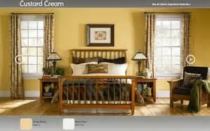 quot custard cream quot arts amp crafts inspired interior paint