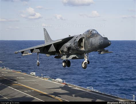 harrier section 2 163879 usa marine corps mcdonnell douglas av 8b