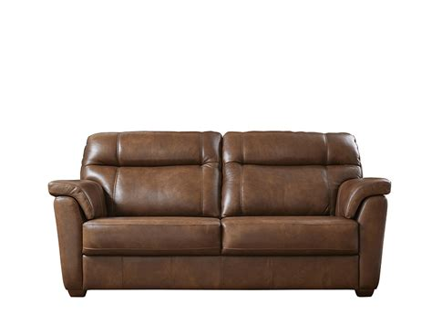 Aspen Leather Sofa Aspen 100 Italian Leather Three Aspen Leather Sofa