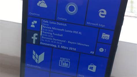 Calendar Live App Vorstellung Live Tile Calendar 10 F 252 R Windows 10