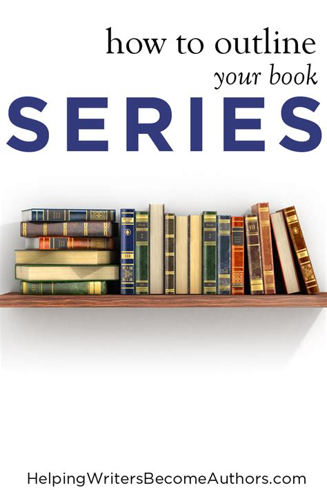 etagere novel how to outline a series of bestselling books helping