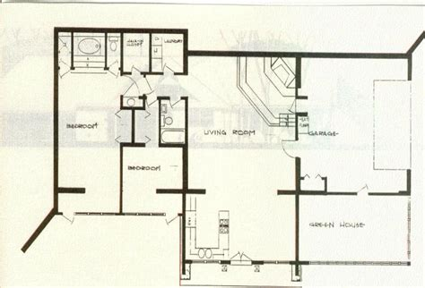 28 berm house floor plans earth sheltered home
