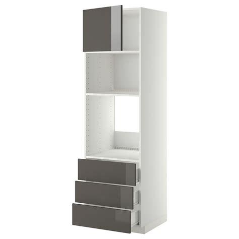 meuble de cuisine pour four et micro onde colonne four micro onde ikea table de lit