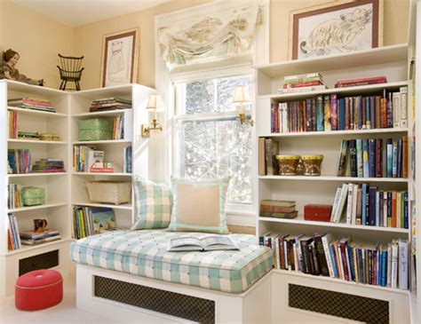Building A Small Home Library A Library Of His Own Clever Tips For Building A Home Library