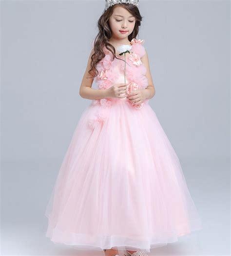 10 year old girls birthday dresses aliexpress com buy teenage 10 12 13 years old pink