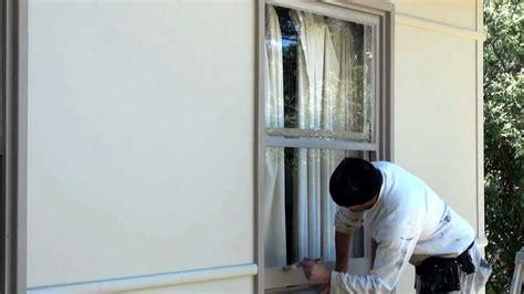 painting sash windows correctly  avoid  sticking