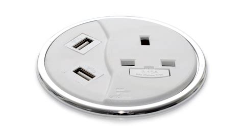 Desk Grommet Screwfix by Power Modules For The Office Usb Charging More