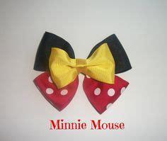 Setelan Ribbon Minnie Dusty light pink bow big pink hair bow hair bow hair bow pastel pink hair