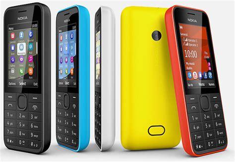 Hp Nokia Whatsapp nokia 207 208 and 208 dual sim affordable 3g phones announced