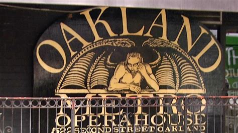 house of music oakland nobody s a nazi here metal fans decry oakland show cancelation nbc 7 san diego