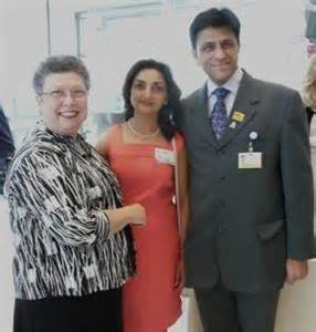 Daleela Dodge B Barshinger Cancer Institute Welcomes Physicians At