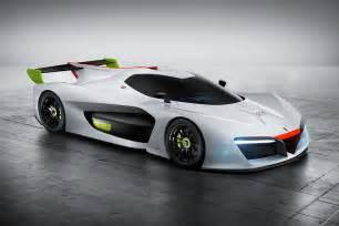 Future Electric Vehicles 2016 Pininfarina H2 Speed Concept Revealed At 2016 Geneva Motor