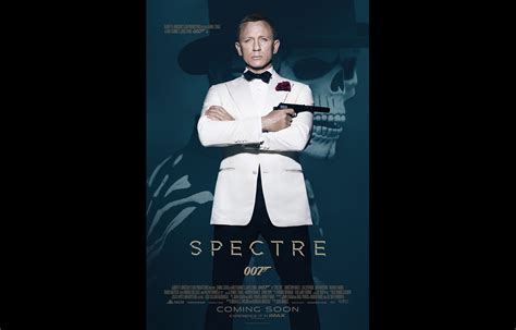 what james bond film is after spectre the official james bond 007 website new spectre poster