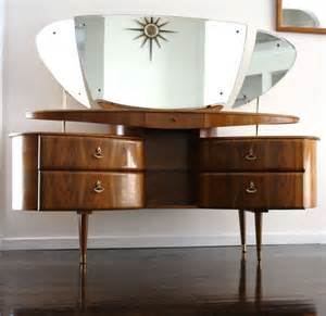 30 mid century dressing tables and vanities digsdigs