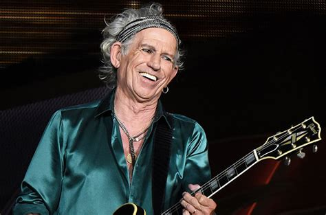 richard keith keith richards announces crosseyed heart first solo