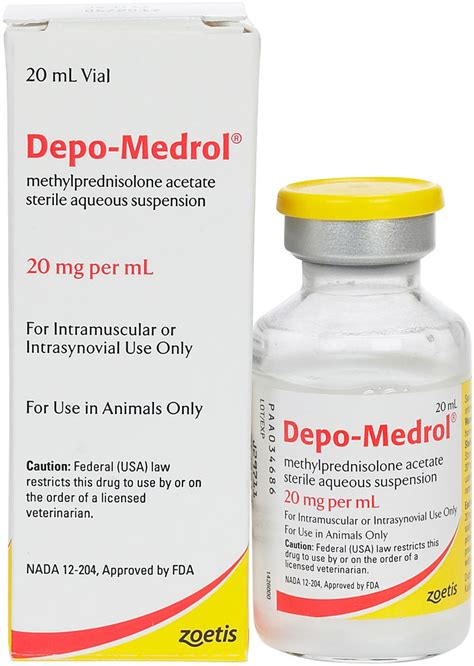 depo medrol for dogs depo medrol for dogs horses zoetis animal health safe pharmacy inflammation rx