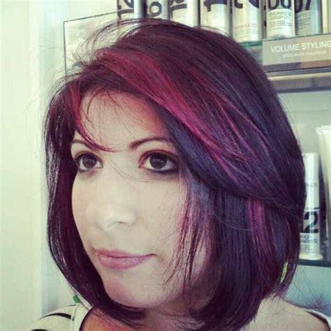 pravana hair cuts the gallery for gt pravana magenta