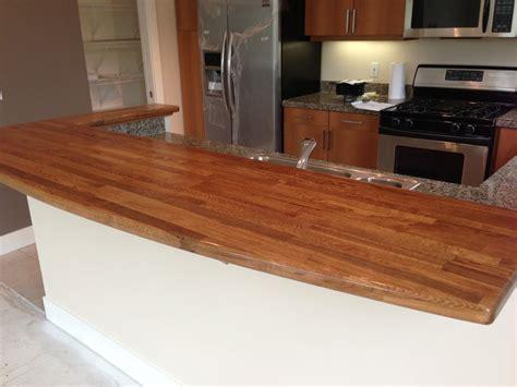 Custom Ikea wood bar top   by studie @ LumberJocks.com