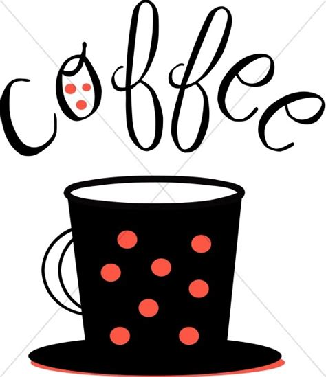 Coffee Hour Clipart, Church Refreshments Clipart   Sharefaith