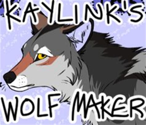 wolf maker design your wolf characters play kaylink s wolf maker free fun safe online games