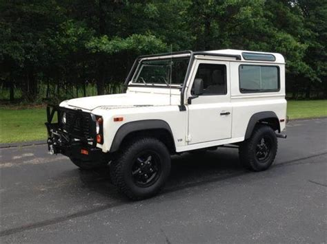 manual cars for sale 1995 land rover defender parental controls 1995 land rover defender for sale at switchcars inc