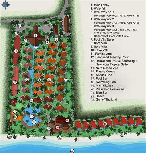 Koh Samui Accommodation Nora Beach Resort & Spa, Chaweng Beach Koh Samui Thailand Hotel