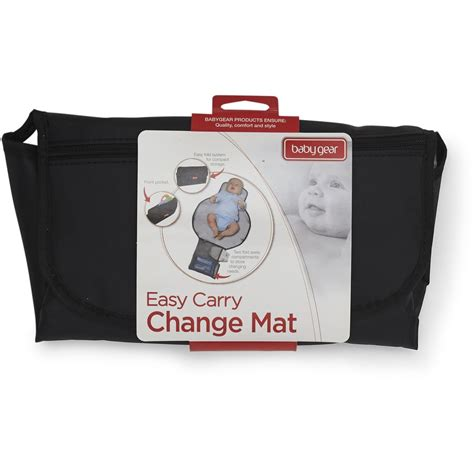 big w baby change mat babygear easy carry change mat big w